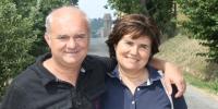 Claudio e Mariagrazia Icardi