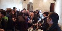 Tasting Serralunga Barolo in the castle