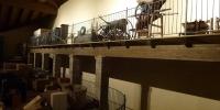 New Cantina/Museum Adriano
