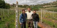 Bobsbuzz.com meets Beppe & Mauro at Sciorio