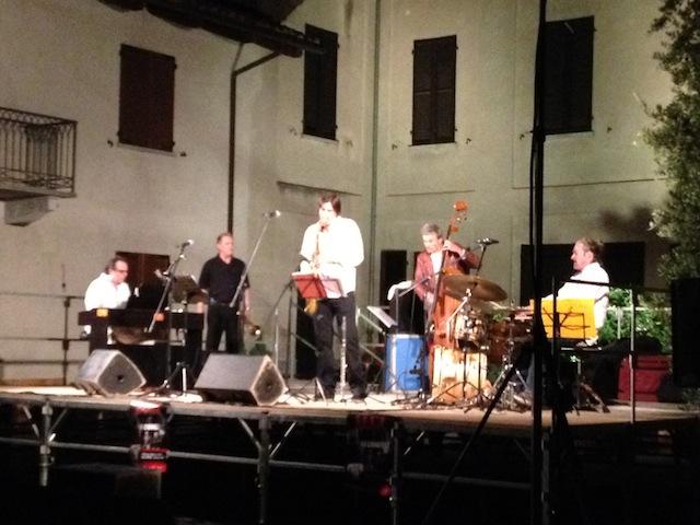 Jazz Group 5AM at Castiglione Tinella