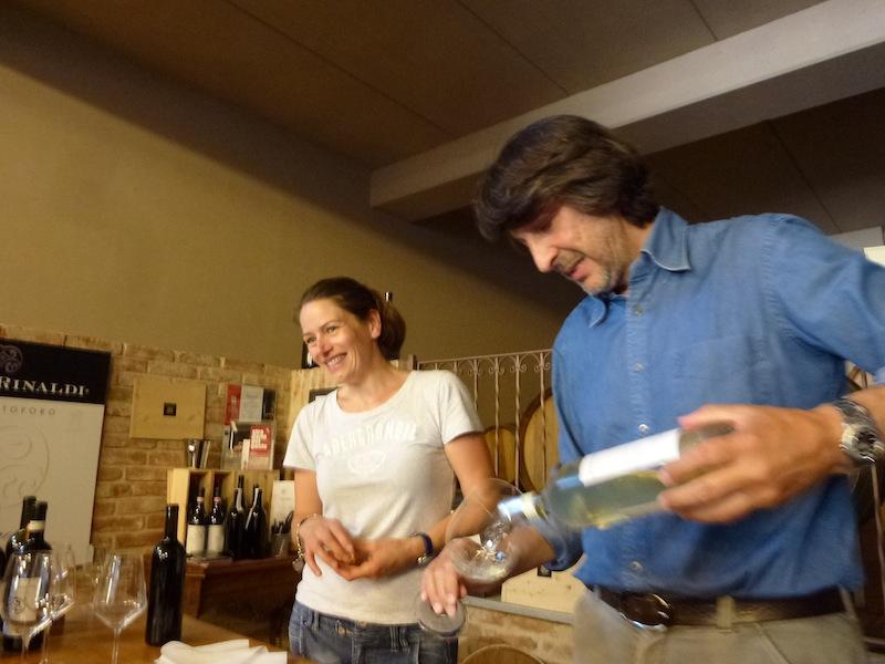 Paolo Tenino & Monica Rinaldi