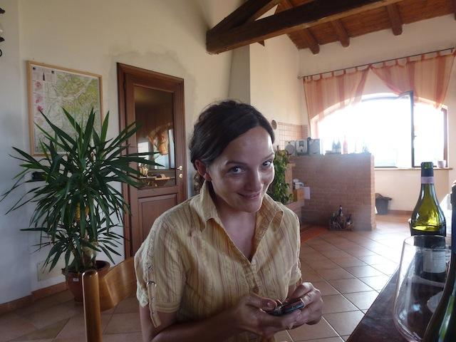 Maura of Cascina Saria