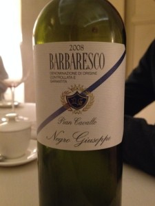 Barbaresco Pian Cavallo