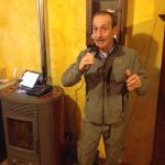 Franco's new mic